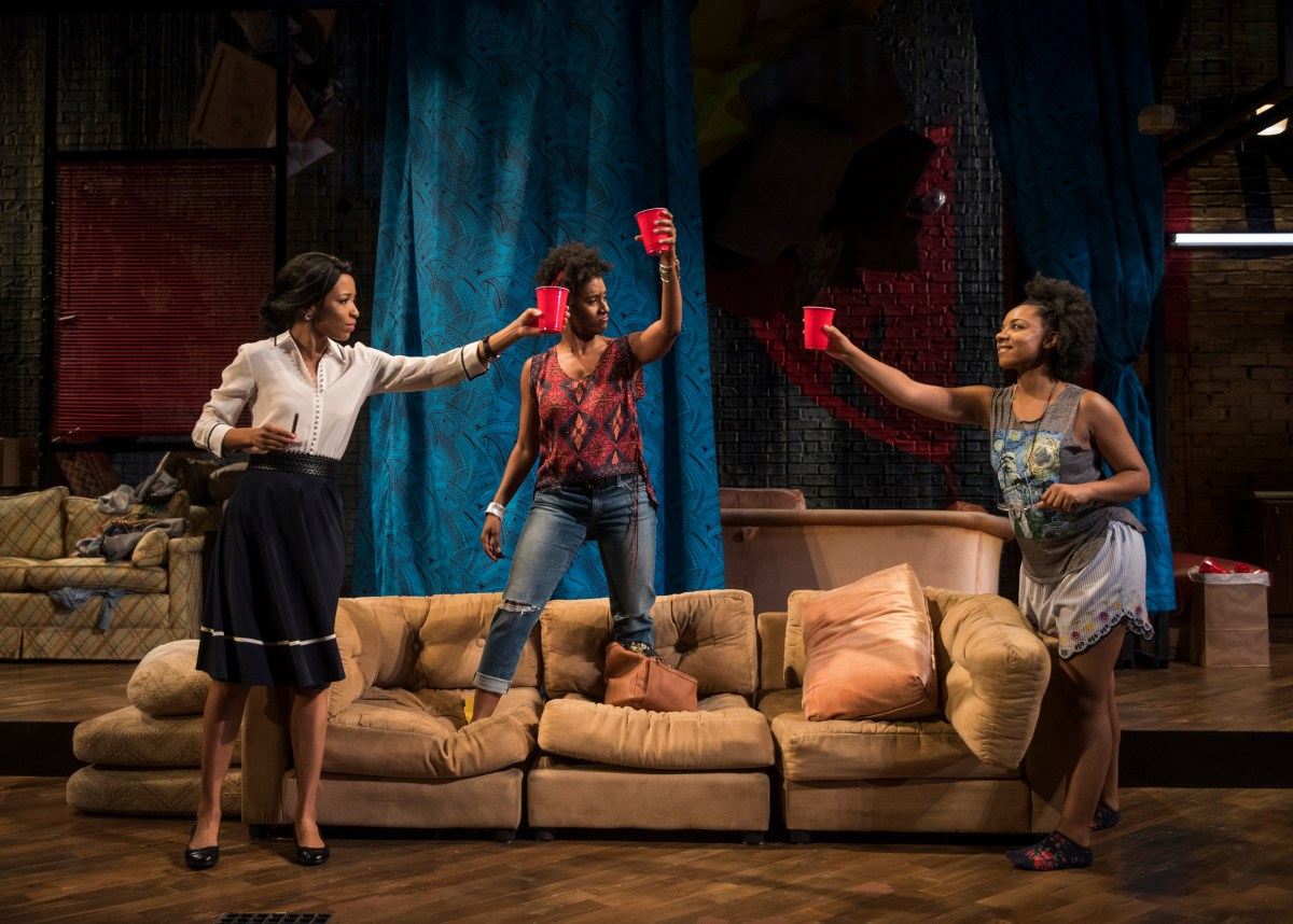 Live and Belong: A Review of BLKS at Steppenwolf Theatre Company